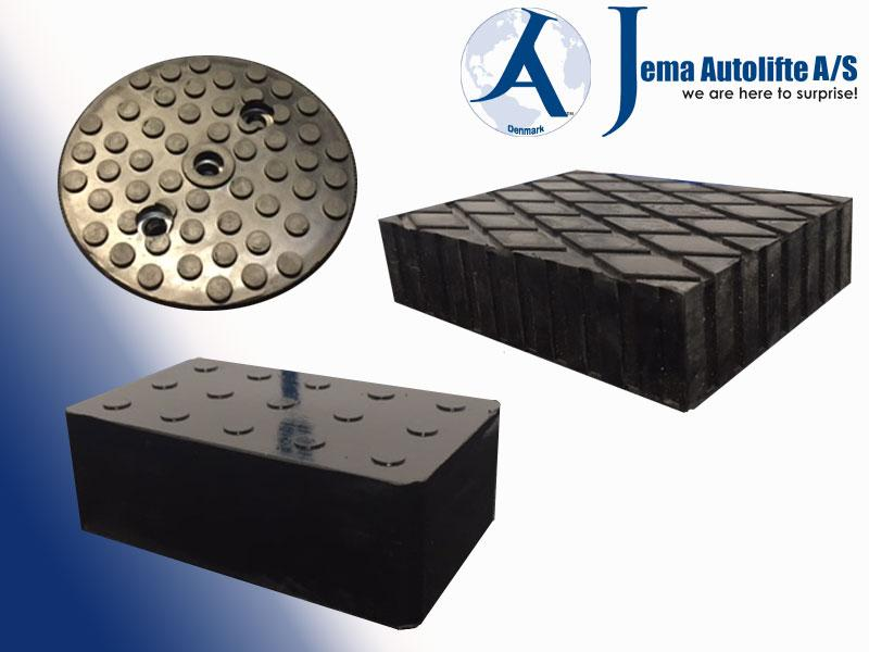 Rubber Blocks And Pads